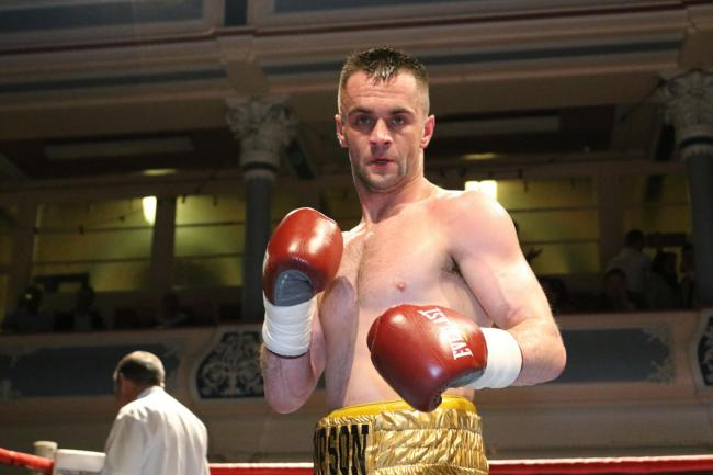 Greenock boxer ready for comeback
