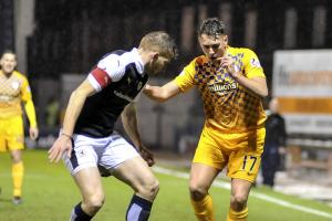 Russell hopes to make return to Morton starting line-up
