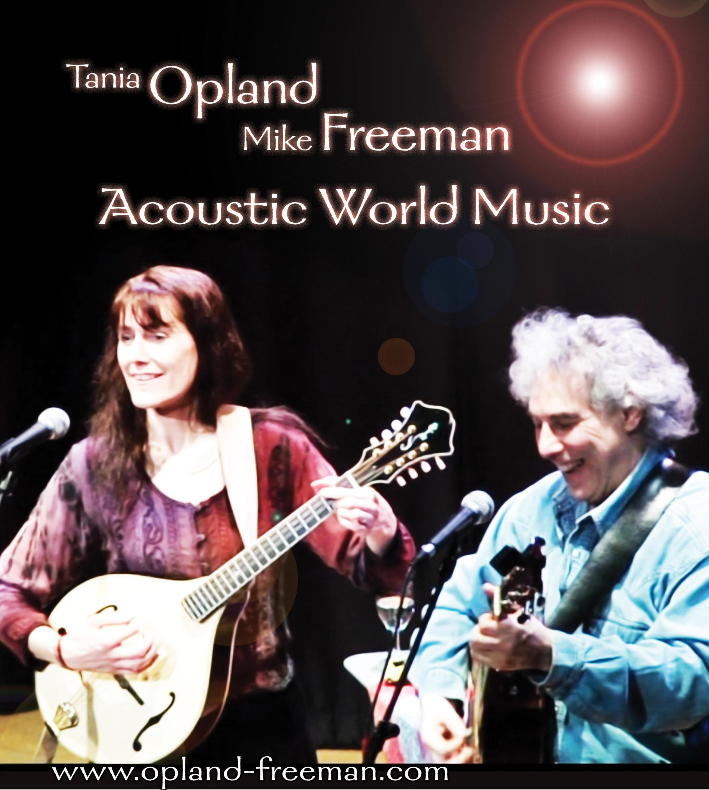 Acoustic World Music