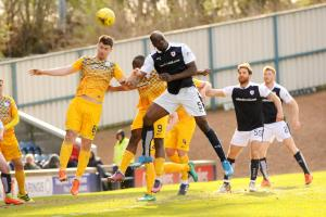 Hughes hails Raith's win over Morton