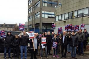 West College Scotland lecturers in Greenock set to strike