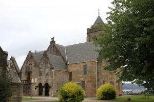 Listed status for Greenock church