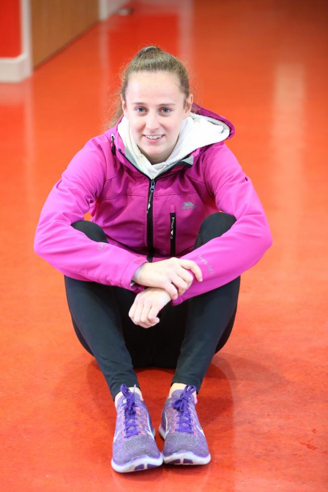 Inverclyde athlete's American dream