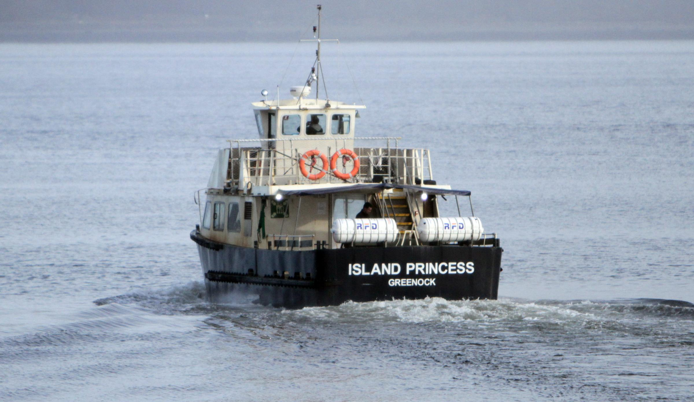Gourock to Kilcreggan ferry operators reported over health and safety concerns