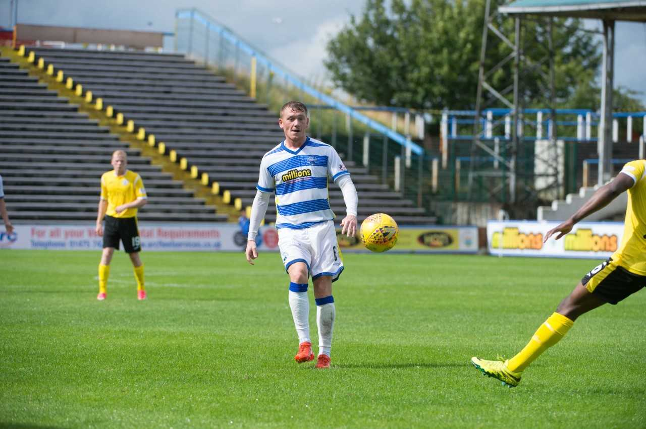 Morton defender Doyle believes formation allows him to display attacking qualities
