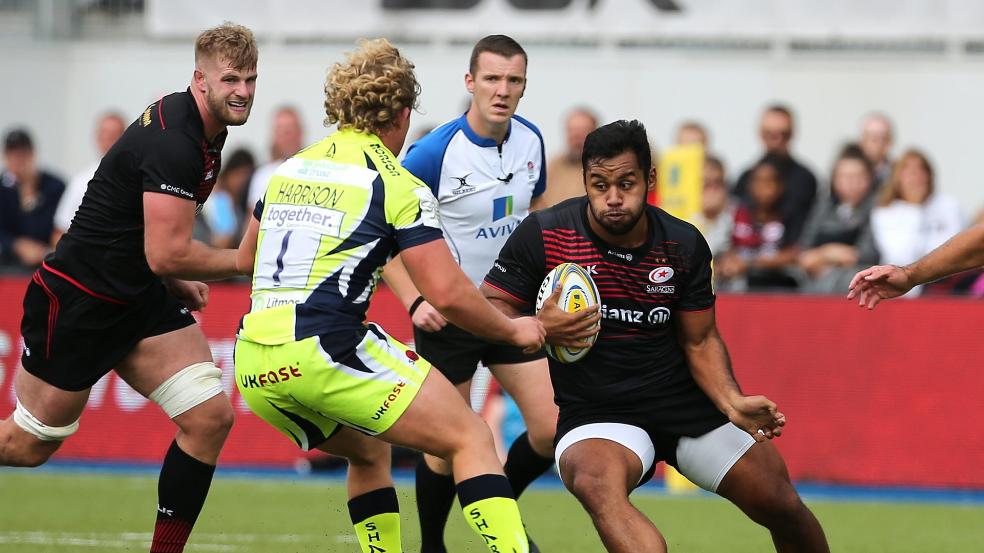 Billy Vunipola is a Six Nations injury doubt