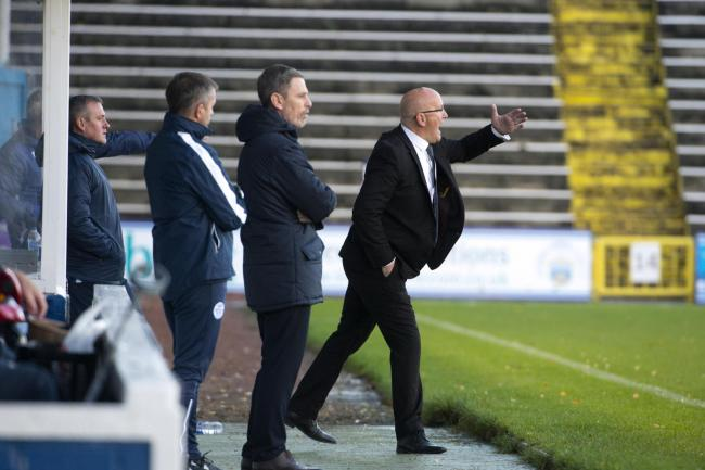 Morton boss Duffy: 'We got what we deserved from Queen of the South clash'