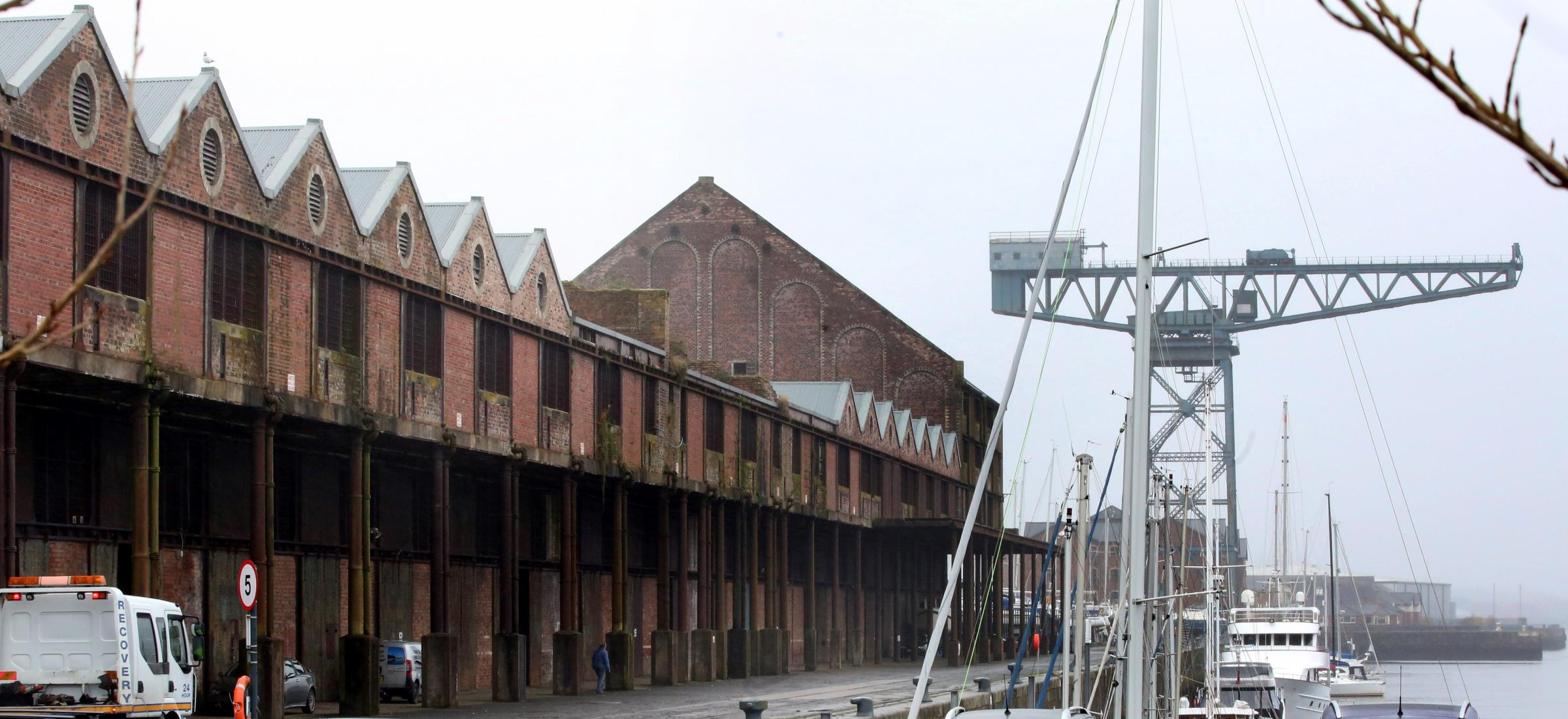 Leisure development plan for Sugar Sheds