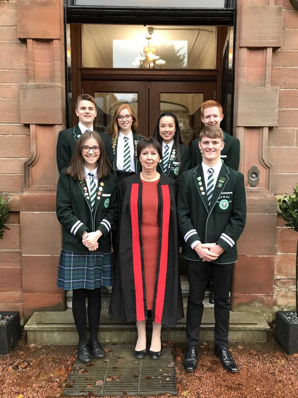 Kilmacolm school fourth in top Scottish league table