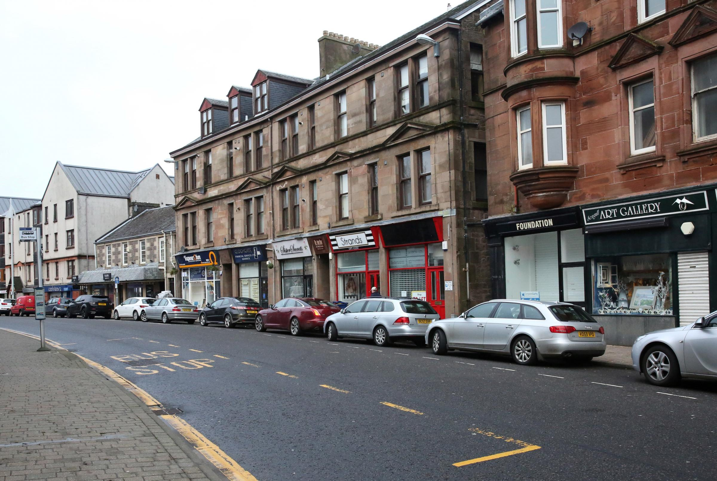 Gourock is top of the list for independent traders