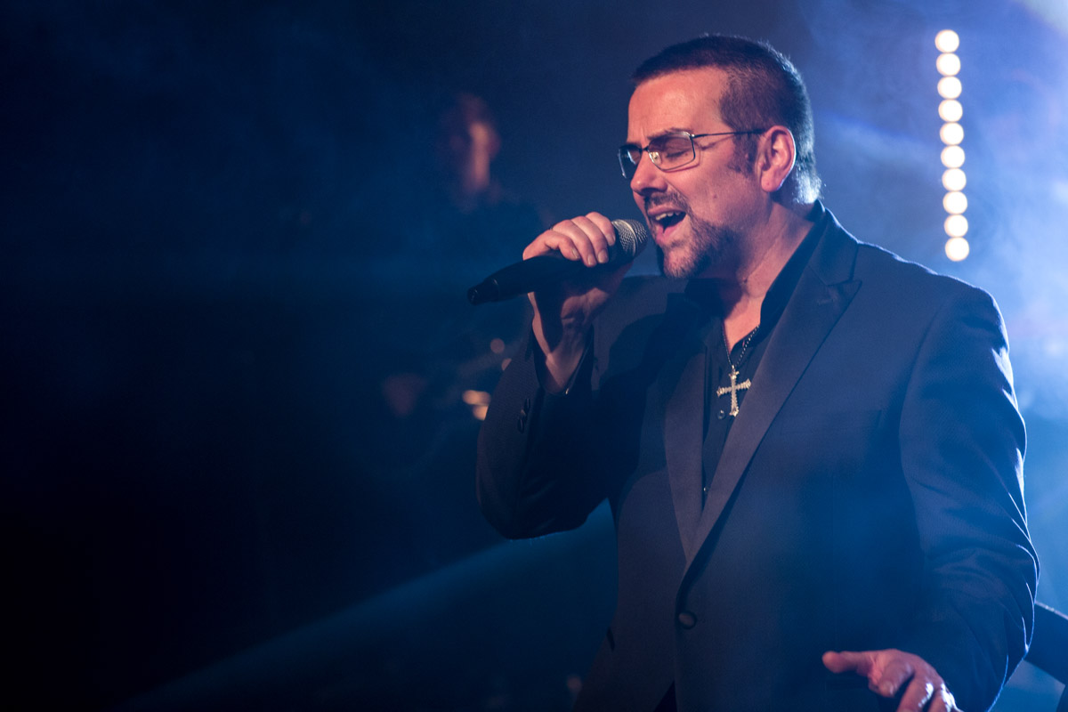 Stage is set for George Michael tribute show at Beacon