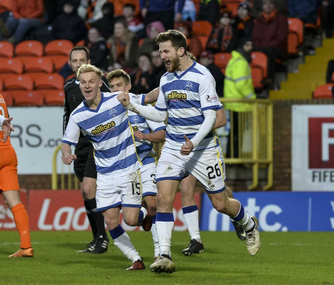 Morton boss thrilled for youngster Tiffoney
