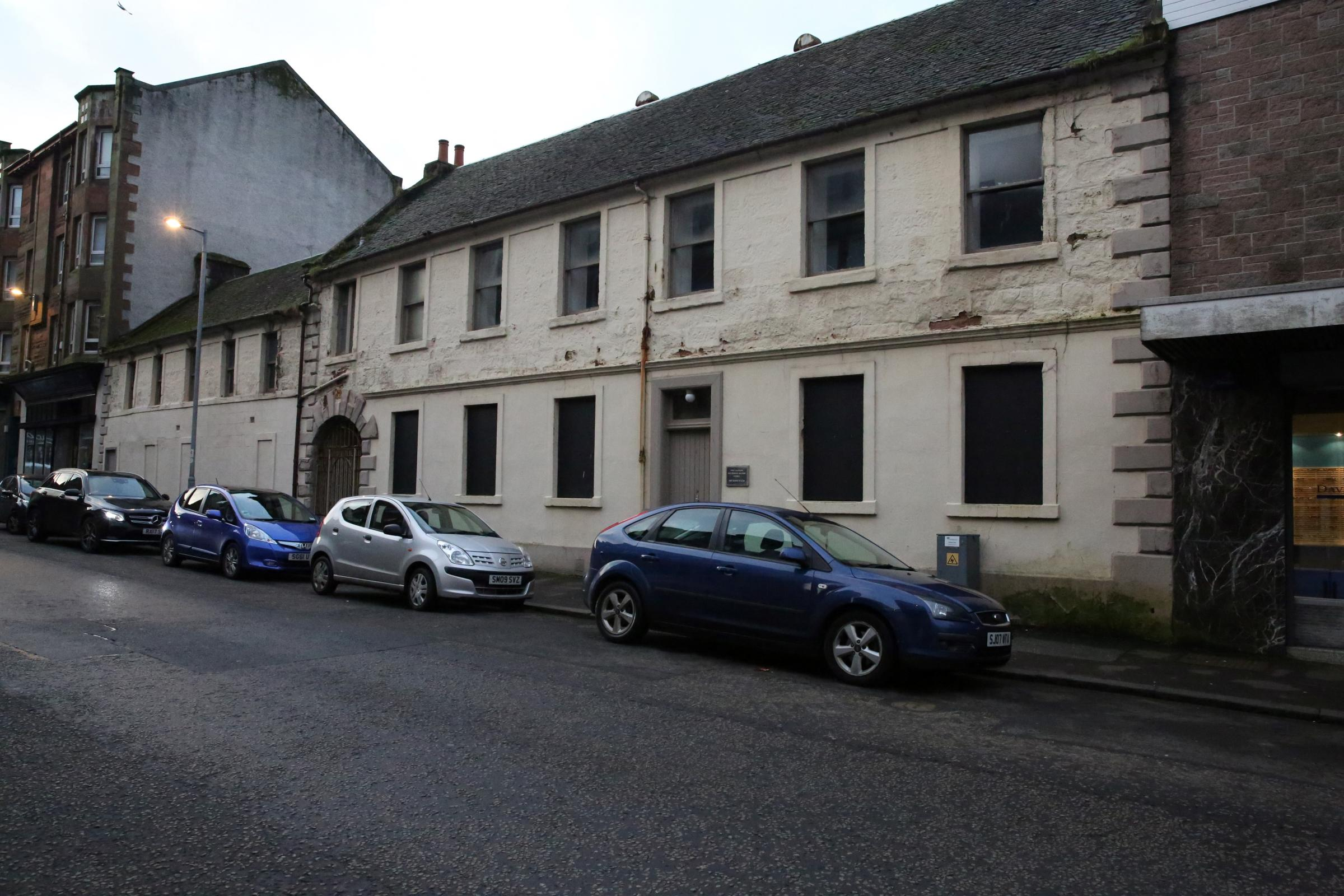 Plan to preserve historic Port Glasgow building given go-ahead