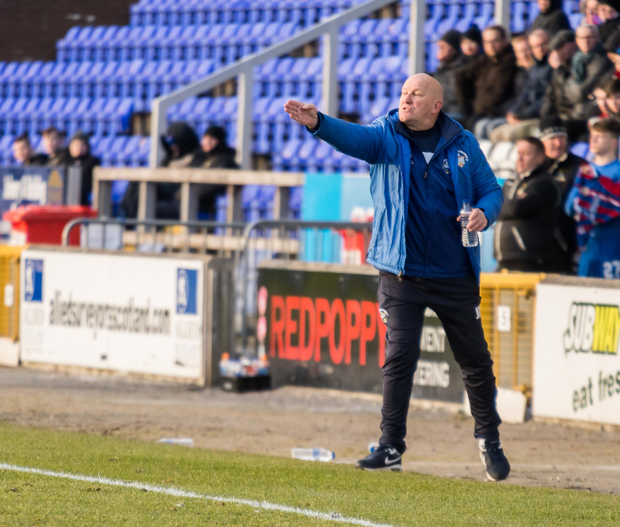 'Morton players had no time to enjoy win in Inverness'