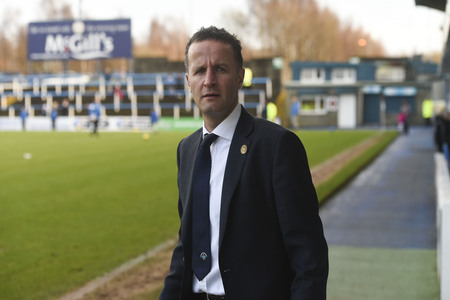 Morton chief silent on calls to quit SPFL board by former Cappielow manager McInally