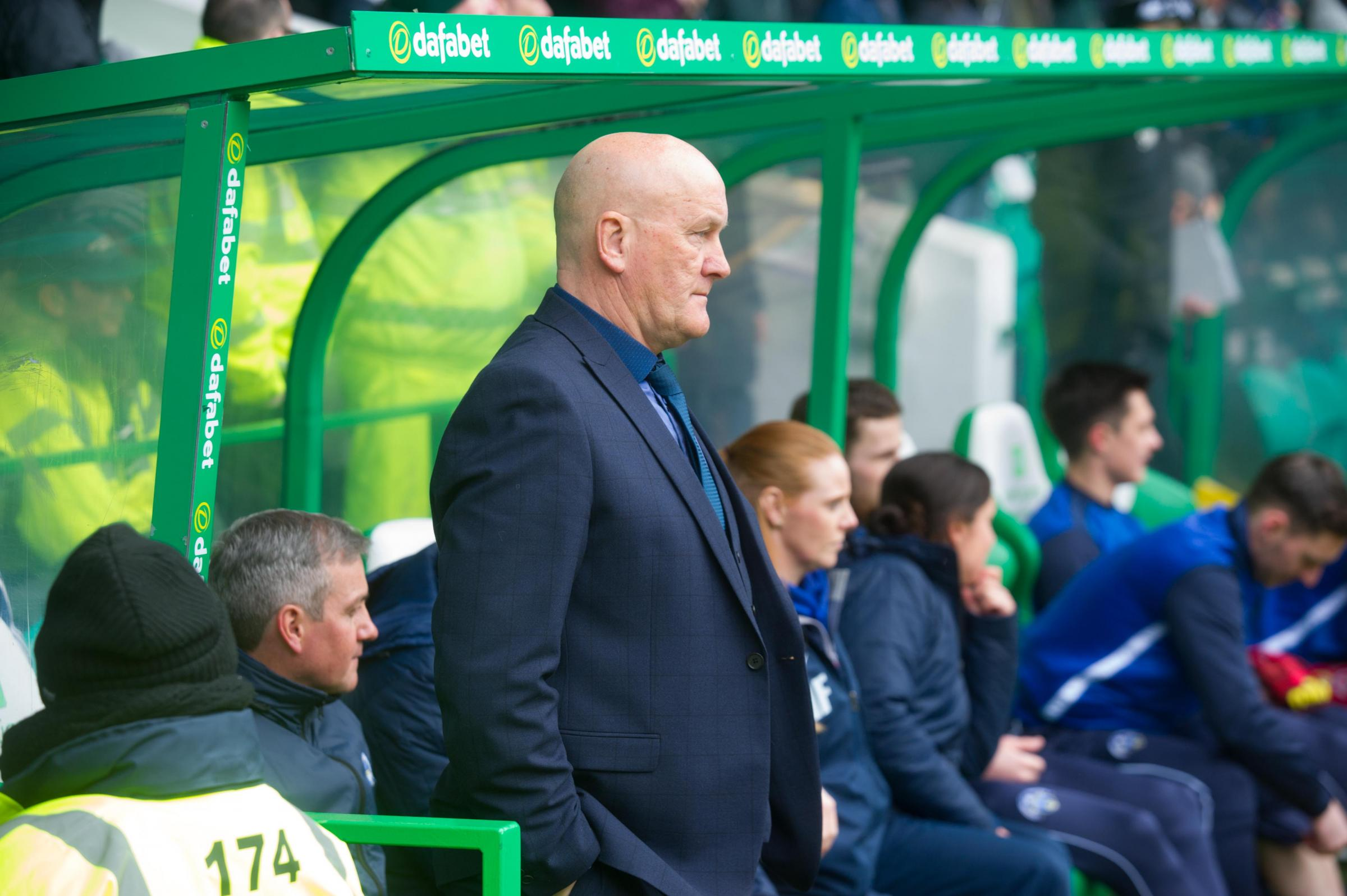 Duffy reveals Morton had to dig deep before Celtic clash