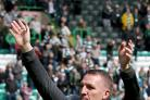 We could have tested Old Firm record score, says Brendan Rodgers (Jane Barlow/PA)