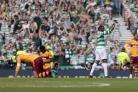 Double-treble Celtic arE relentless says Callum McGregor (right) (Graham Stuart/PA)