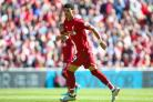 Liverpool striker Dominic Solanke is relishing the prospect of seeing the Champions League final up close (Dave Thompson/PA).