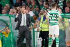 Celtic boss Brendan Rodgers saw his side coast past Alashkert as they moved a small step closer to the group stages of the Champions League