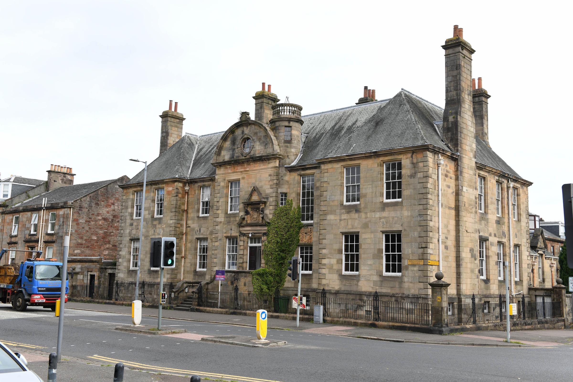 iconic 132 year old mansion house is to be turned into luxury flats rh greenocktelegraph co uk old mansion house penrith old mansion house dundee