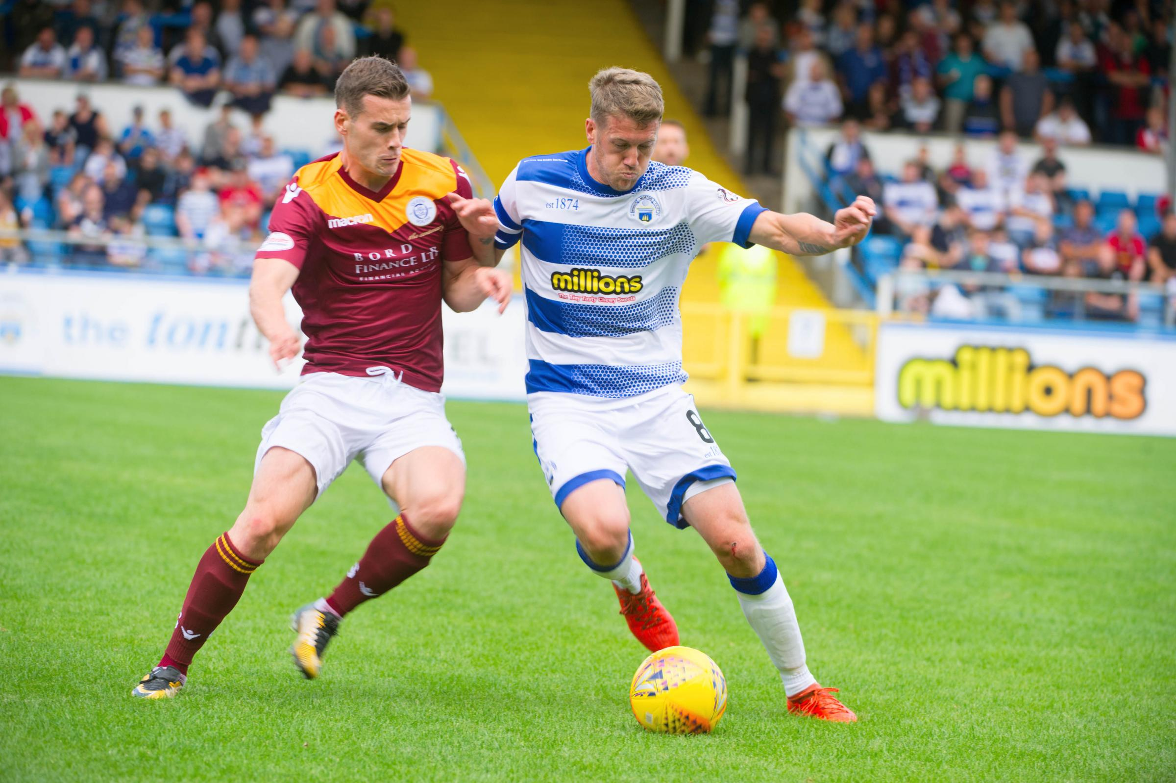McAlister thrilled Morton snapped up new boss quickly
