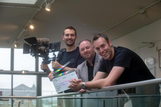Trainspotting 2 and River City stars sign up for Inverclyde film project