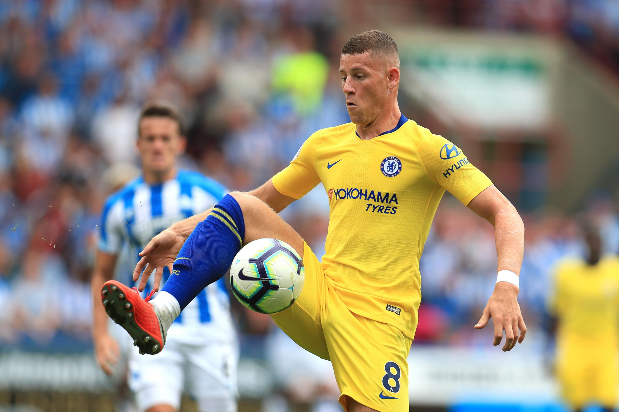 Ross Barkley attributes his improvement at Chelsea to Maurizio Sarri's coaching