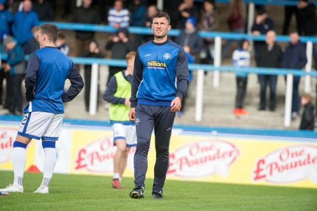 Morton youth boss John Sutton comes out of retirement