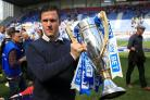 Gary Caldwell won the League One title with Wigan