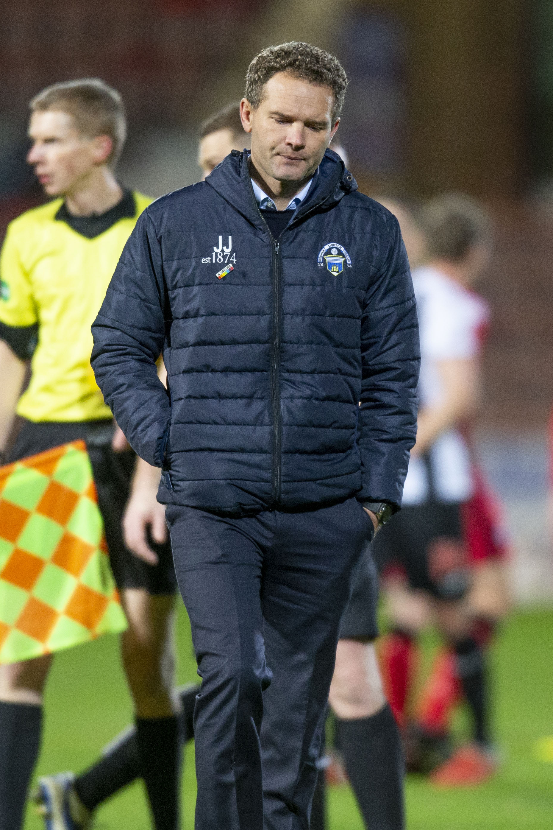 Defeat could change Morton manager's January plans