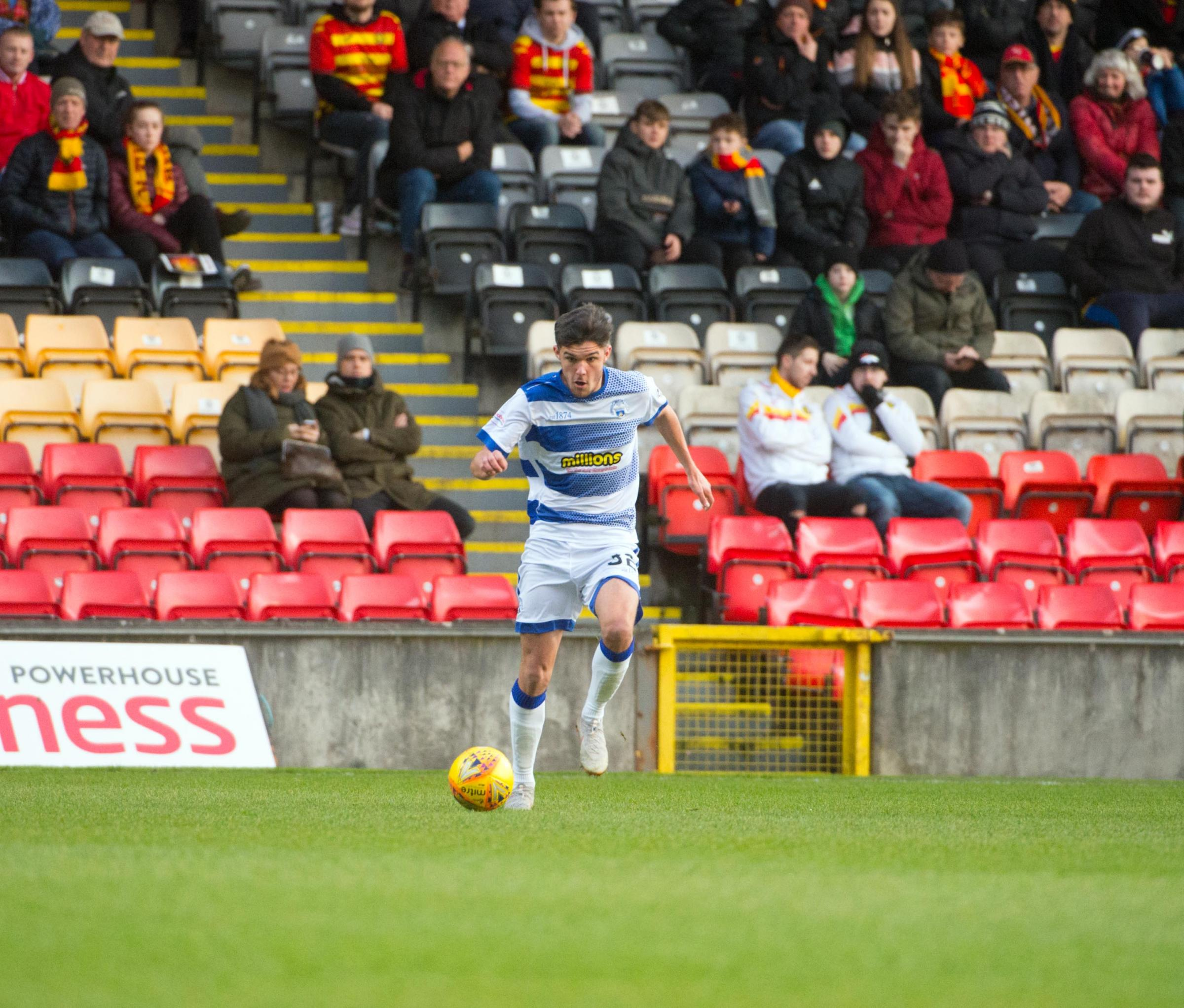 Lyon: 'I want to stay at Morton for as long as possible'