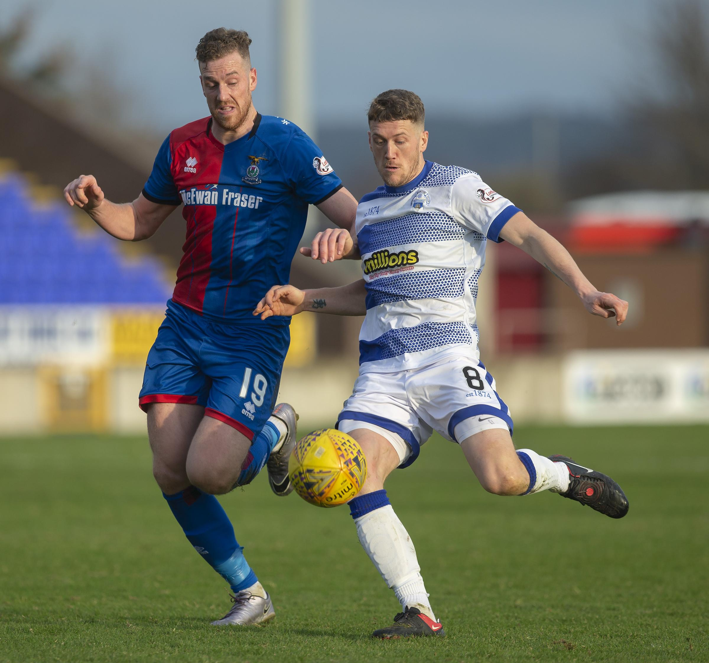 Morton captain admits side are in relegation scrap
