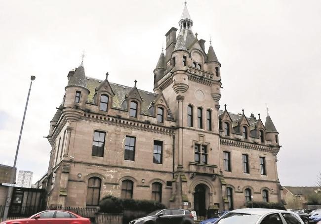 Man hacked down in Port Glasgow street by knife thug