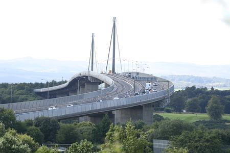 Erskine Bridge closed in both directions due to police incident
