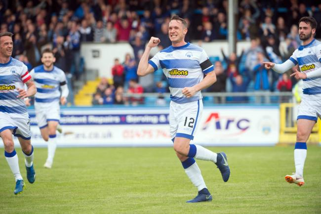 Michael Tidser is one of seven players offered new deals by Morton.